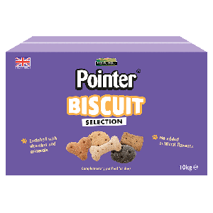Pointer Biscuit Selection Dog Treats