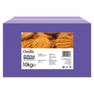 Ovalis biscuits for dogs